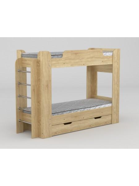 Двухъярусная Кровать Твикс  1