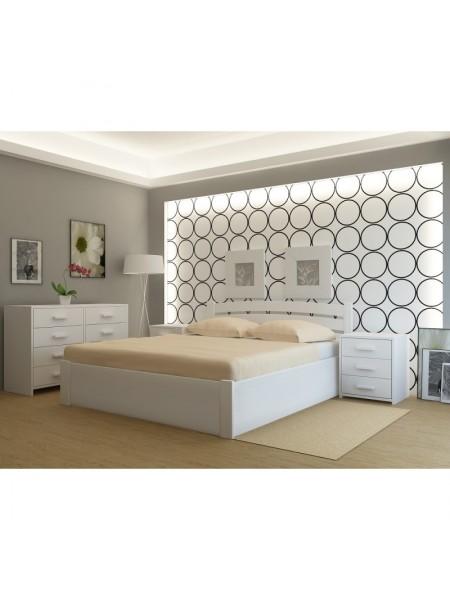 Кровать Мадрид Плюс с подъемным механизмом