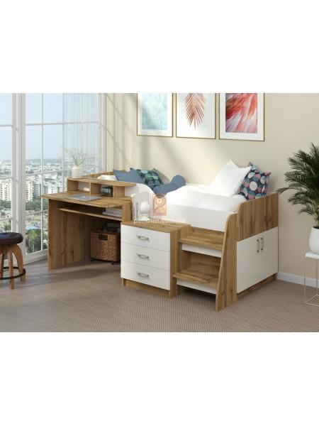 Двухъярусная кровать Спейс